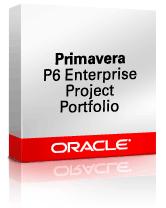 Oracle Primavera P6 Enterprise Project Portfolio Management